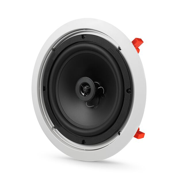"C-8IC - White - 8"" In-Ceiling & In-Wall Loudspeaker - Front"
