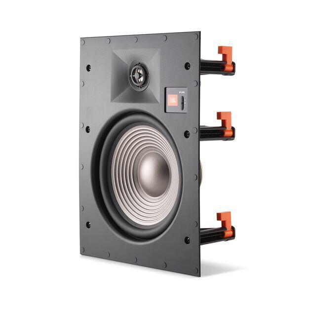 "Studio 2 8IW - Black - Premium In-Wall Loudspeaker with 8"" Woofer - Detailshot 1"