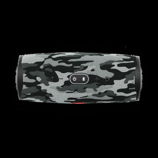 JBL Charge 4 - Black/White Camouflage - Portable Bluetooth speaker - Detailshot 1