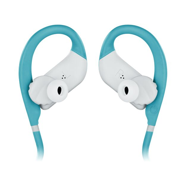 JBL Endurance DIVE - Teal - Waterproof Wireless In-Ear Sport Headphones with MP3 Player - Detailshot 1