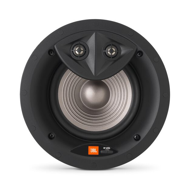 "Studio 2 6ICDT - Black - Premium Stereo In-Ceiling Loudspeaker with 6-1/2"" Woofer - Hero"