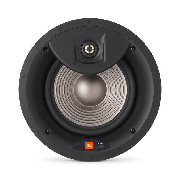 """Studio 2 8IC - Black - Premium In-Ceiling Loudspeaker with 8"""" Woofer - Hero"""