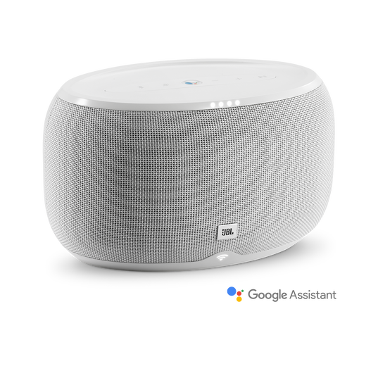 JBL Link 300 - White - Voice-activated speaker - Hero