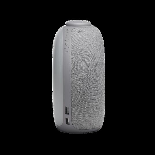 JBL Horizon 2 FM - Grey - Bluetooth clock radio speaker with FM - Right