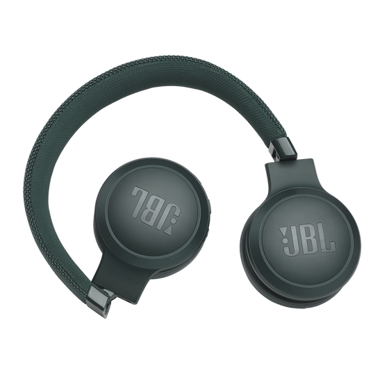 JBL LIVE 400BT - Green - Your Sound, Unplugged - Detailshot 2
