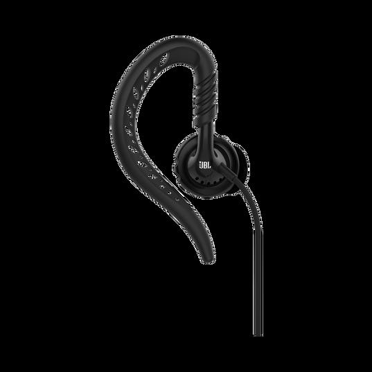 JBL Focus 500 - Black - In-Ear Wireless Sport Headphones - Detailshot 3