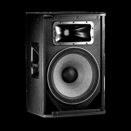 "JBL SRX815P - Black - 15"" Two-Way Bass Reflex Self-Powered System - Detailshot 1"