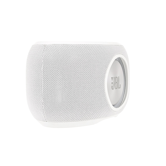JBL Link 300 - White - Voice-activated speaker - Detailshot 15