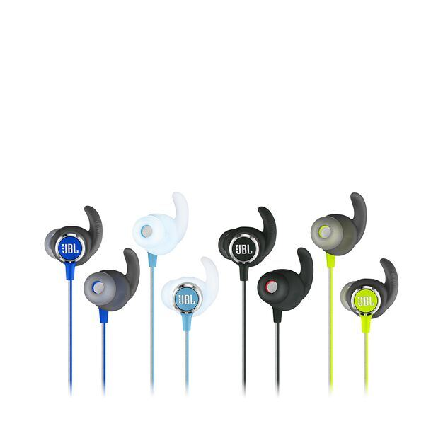 JBL REFLECT MINI 2 - Teal - Lightweight Wireless Sport Headphones - Detailshot 3