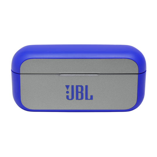 JBL Reflect Flow - Blue - Waterproof true wireless sport earbuds - Detailshot 4