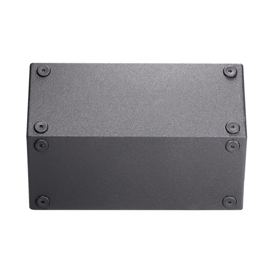 """JBL VRX915M - Black - 15"""" Two-Way Stage Monitor - Back"""