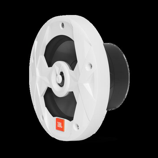 """Club Marine MS8W - White Gloss - 8"""" (200mm) two-way marine audio speaker – White - Hero"""
