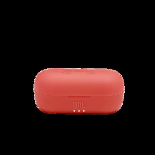 UA True Wireless Streak - Red - Ultra-compact In-Ear Sport Headphones - Detailshot 5