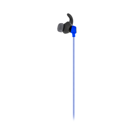 Reflect Mini - Blue - Lightweight, in-ear sport headphones - Detailshot 1