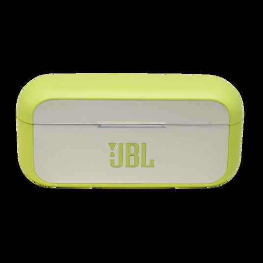 JBL Reflect Flow - Green - Waterproof true wireless sport earbuds - Detailshot 4