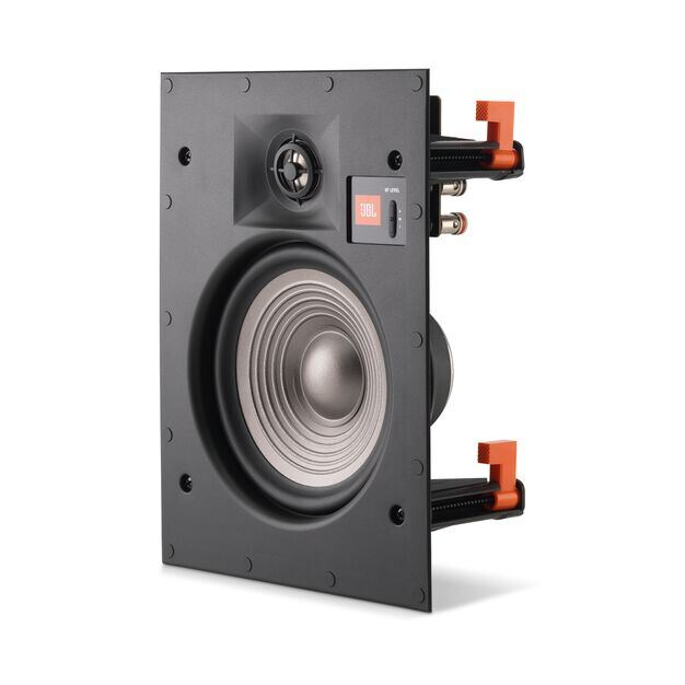 "Studio 2 6IW - Black - Premium In-Wall Loudspeaker with 6-1/2"" Woofer - Detailshot 1"