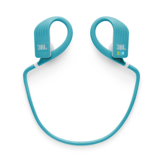 JBL Endurance DIVE - Teal - Waterproof Wireless In-Ear Sport Headphones with MP3 Player - Detailshot 3