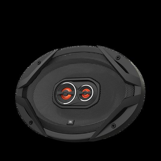 "GX963 - Black - 6"" x 9"" three-way car audio loudspeaker, 210W - Hero"