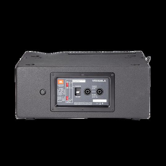 """JBL VRX928LA - Black - 8"""" Two-Way Line Array Loudspeaker System - Back"""