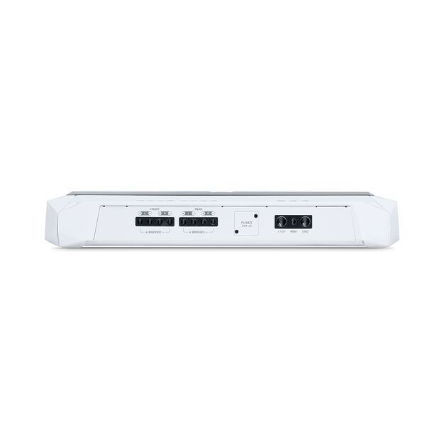 JBL Marine MA704 - White Matte - Multi-element high-performance, 4-channel amplifier - Detailshot 1