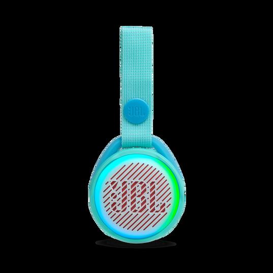 JBL JR POP - Aqua Teal - Portable speaker for kids - Front