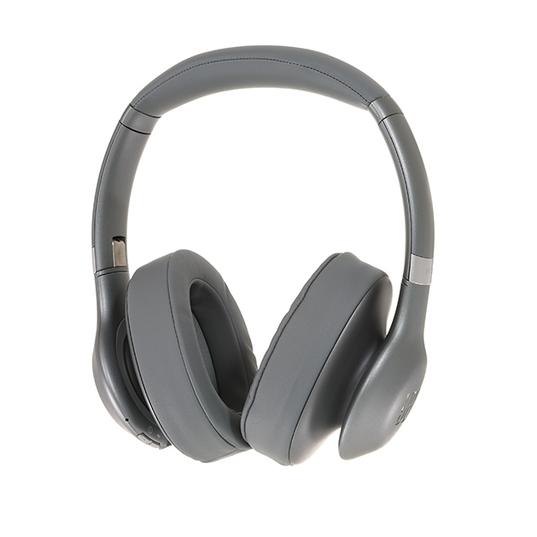 JBL EVEREST™ 710 - Silver - Wireless Over-ear headphones - Detailshot 15