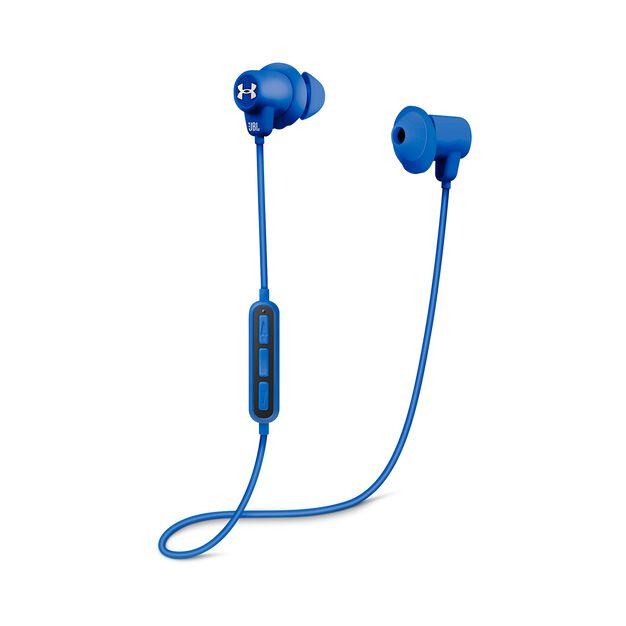 Under Armour Sport Wireless - Blue - Wireless in-ear headphones for athletes - Detailshot 1