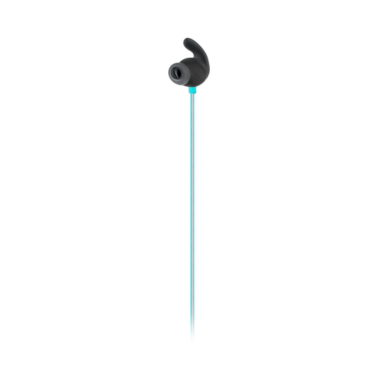 Reflect Mini - Teal - Lightweight, in-ear sport headphones - Detailshot 2