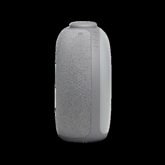 JBL Horizon 2 FM - Grey - Bluetooth clock radio speaker with FM - Left