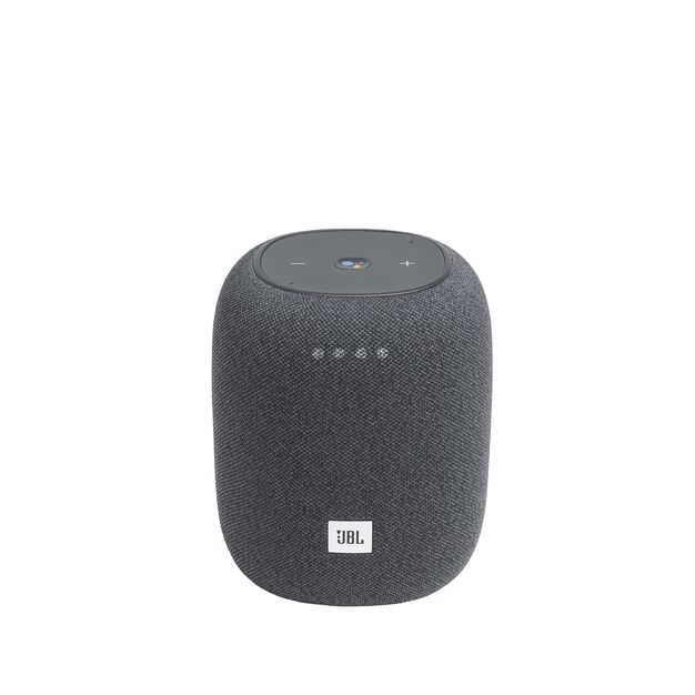 JBL Link Music - Grey - Wi-Fi speaker - Hero