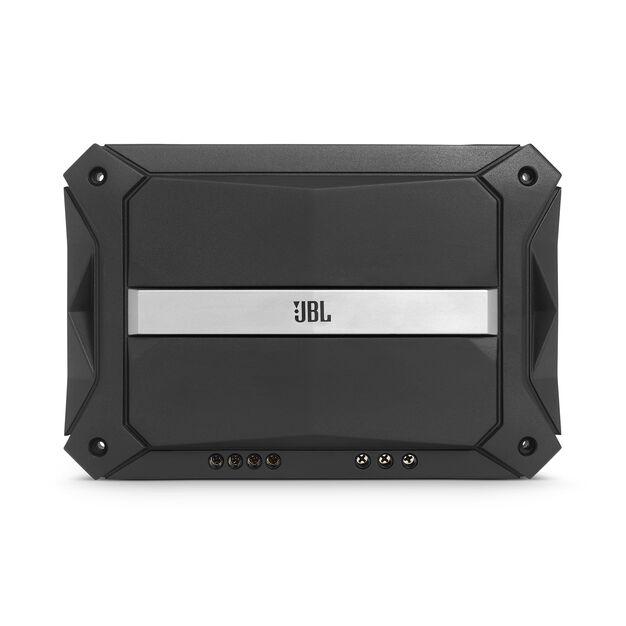 Stadium 600 - Black - High-performance mono Class D amplifier - Front