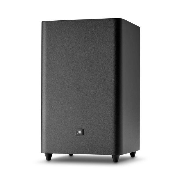 JBL Bar 2.1 - Black - 2.1-Channel Soundbar with Wireless Subwoofer - Detailshot 1