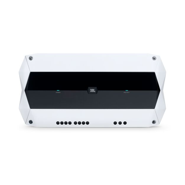 JBL Marine MA704 - White Matte - Multi-element high-performance, 4-channel amplifier - Detailshot 4