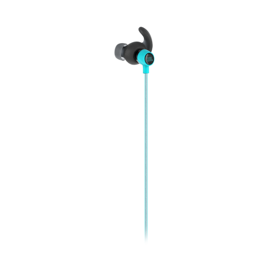 Reflect Mini - Teal - Lightweight, in-ear sport headphones - Detailshot 9
