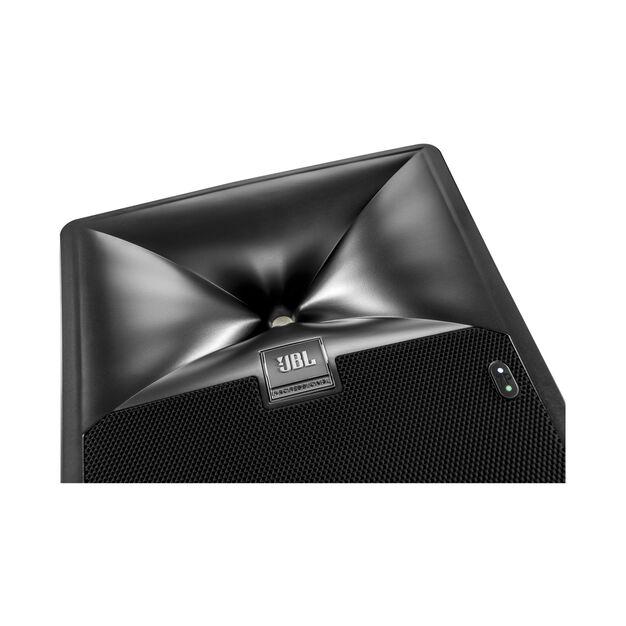 """JBL 708P - Black - 8"""" Bi-Amplified Master Reference Monitor - Detailshot 2"""