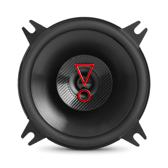 "Stage3 427 - Black - 4"" (100mm)  2-Way coaxial car speaker - Detailshot 1"