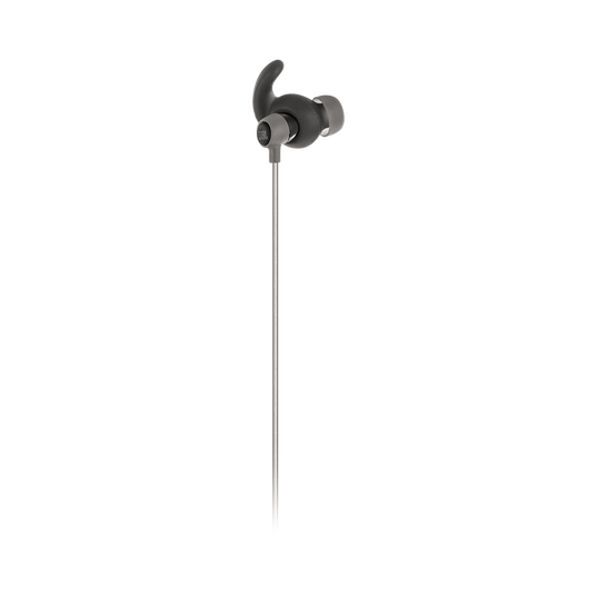 Reflect Mini - Black - Lightweight, in-ear sport headphones - Detailshot 2