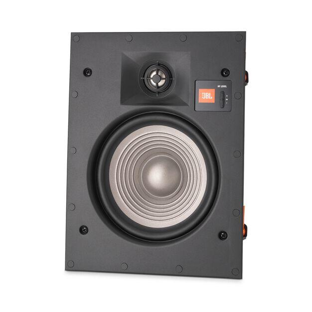 "Studio 2 6IW - Black - Premium In-Wall Loudspeaker with 6-1/2"" Woofer - Front"