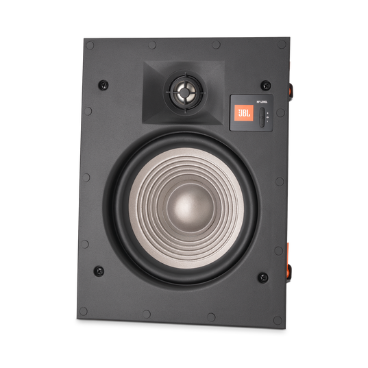 "Studio 2 6IW - Black - Premium In-Wall Loudspeaker with 6-1/2"" Woofer - Front"