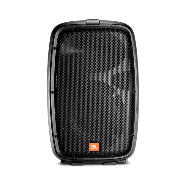 "JBL EON206P - Black - Portable 6.5"" Two-Way system with detachable powered mixer - Detailshot 1"
