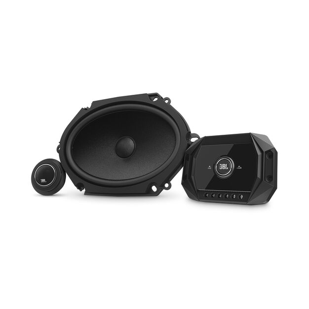 "JBL Stadium GTO 860C - Black - Stadium GTO860C 6"" x 8"" two-way component system w/ gap switchable crossover - Hero"