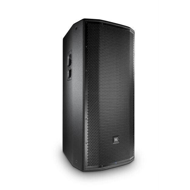"JBL PRX835 - Black - 15"" Three-Way Full-Range Main System with Wi-Fi - Hero"