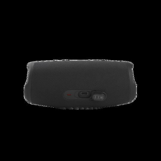JBL CHARGE 5 - Black - Portable Waterproof Speaker with Powerbank - Detailshot 1