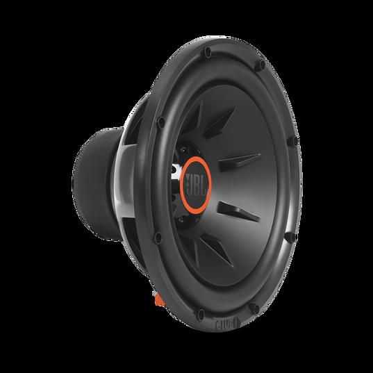 "Club 1224 - Black - 10"" (250mm) and 12"" (300mm) car audio subwoofers - Detailshot 1"