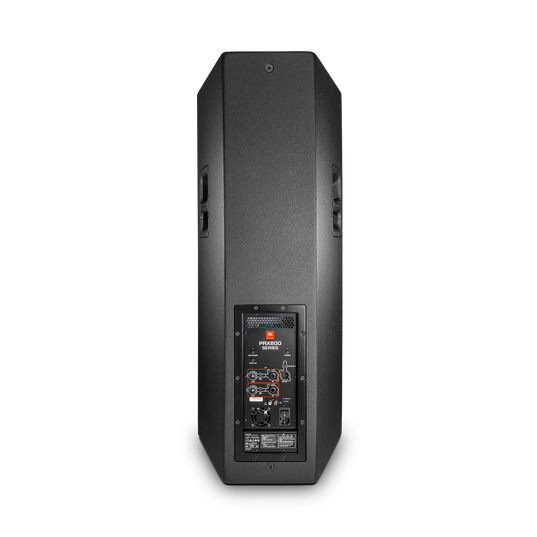 "JBL PRX825 - Black - Dual 15"" Two-Way Full-Range Main System with Wi-Fi - Back"