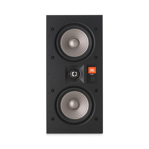 "Studio 2 55IW - Black - Premium In-Wall Loudspeaker with 2 x 5-1/4"" Woofers - Detailshot 2"