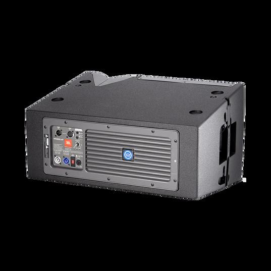 "JBL VRX932LAP - Black - 12"" Two-Way Powered Line Array Loudspeaker System - Back"