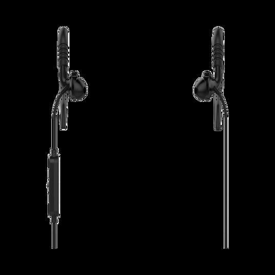 JBL Focus 500 - Black - In-Ear Wireless Sport Headphones - Detailshot 4