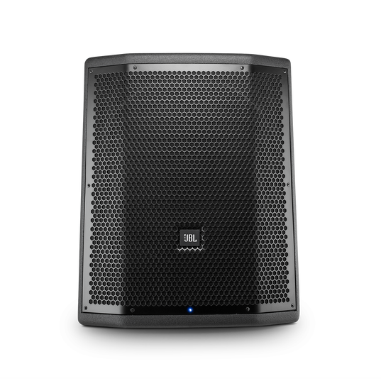 """JBL PRX815XLF - Black - 15"""" Self-Powered Extended Low Frequency Subwoofer System with Wi-Fi - Front"""