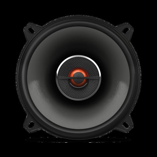 "GX502 - Black - 5-1/4"" coaxial car audio loudspeaker, 135W - Front"